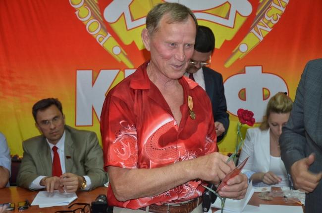 Савченко г п член аксайского рк кпрф