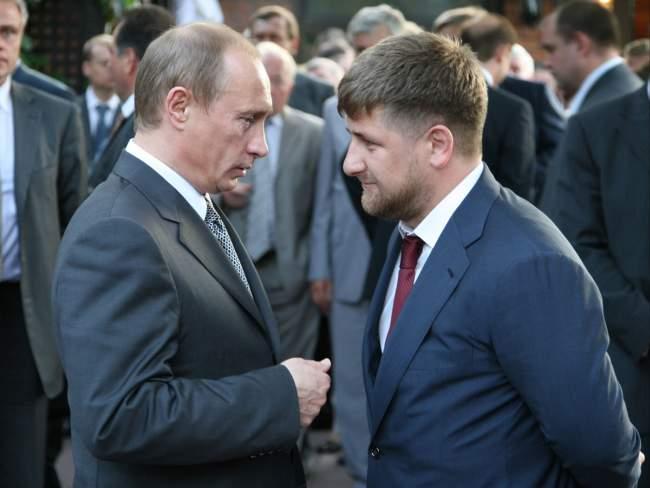 Путин по наводке Кадырова готовит масштабные кадровые чистки…